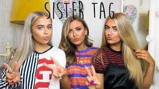 SISTER TAG | MISS MOLLY