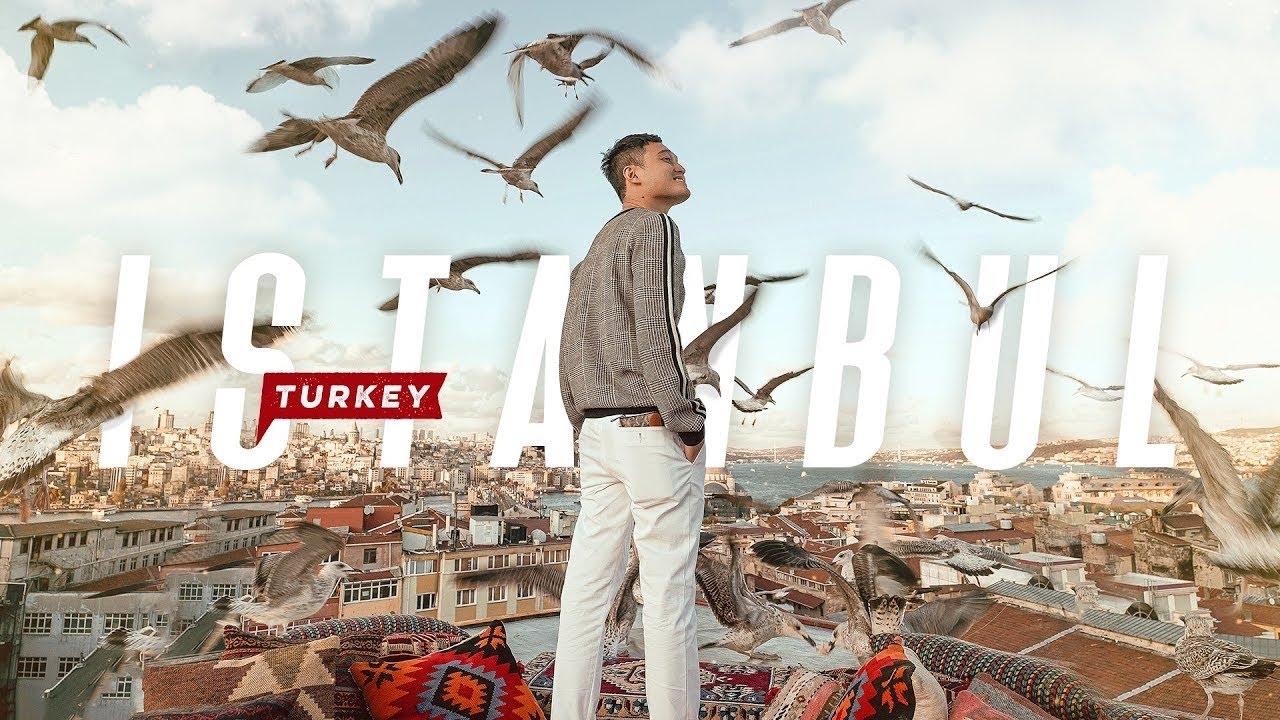 Một Ngàn Lẻ Một Vẻ Đẹp Kì Bí Của Istanbul (Thổ Nhĩ Kỳ) – Quang Vinh Passport
