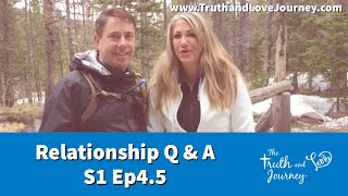 Relationship Q&A- S1 Ep 4 1/2