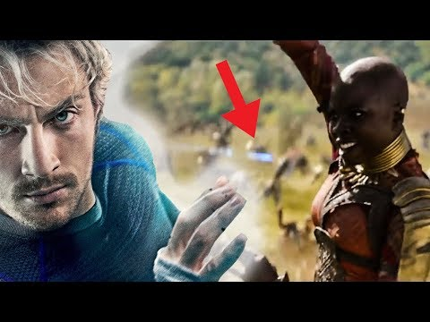 Is QUICKSILVER In Avengers: Infinity War? Could it be POSSIBLE?