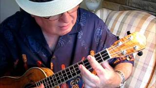 "JAZZ UKULELE - LESSON #2 - Taught by ""UKULELE MIKE"""