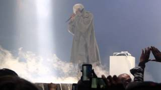 "Kanye West ""Runaway + full Nike rant"" live @ Verizon Center DC (Yeezus Tour)"