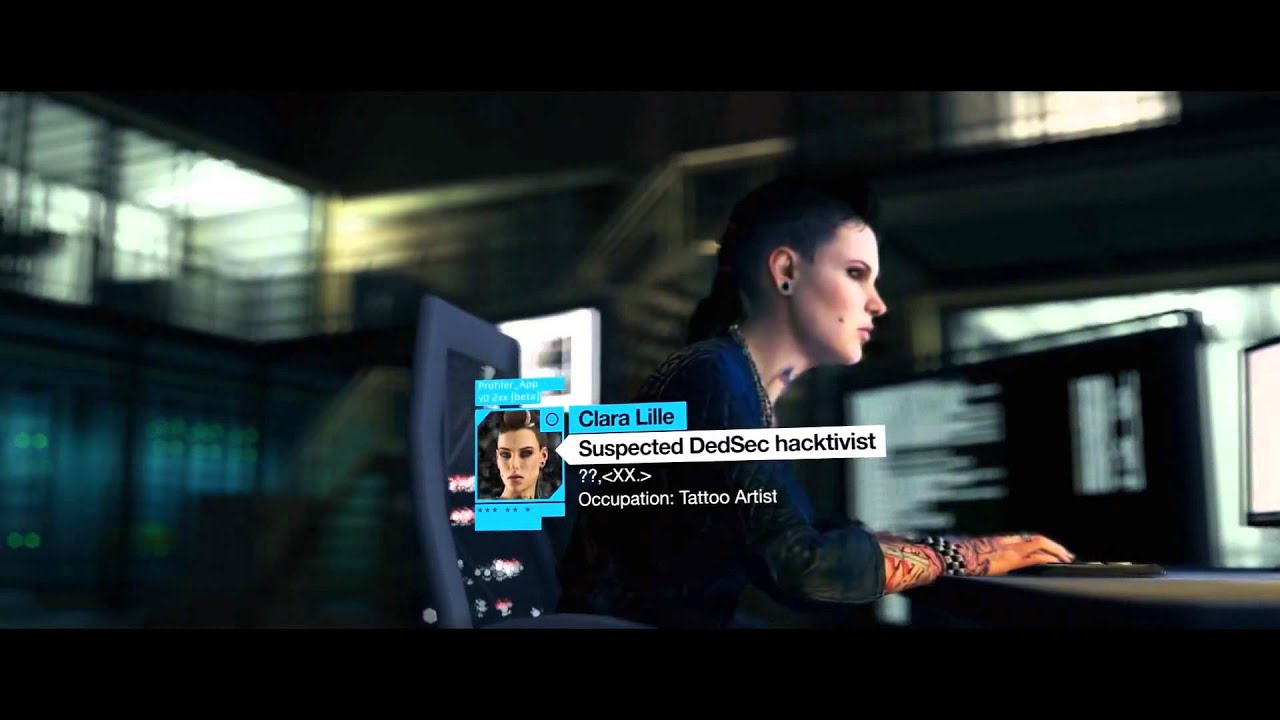 Watch dogs clara lille trailer hd youtube - Watch dogs 2 clara ...