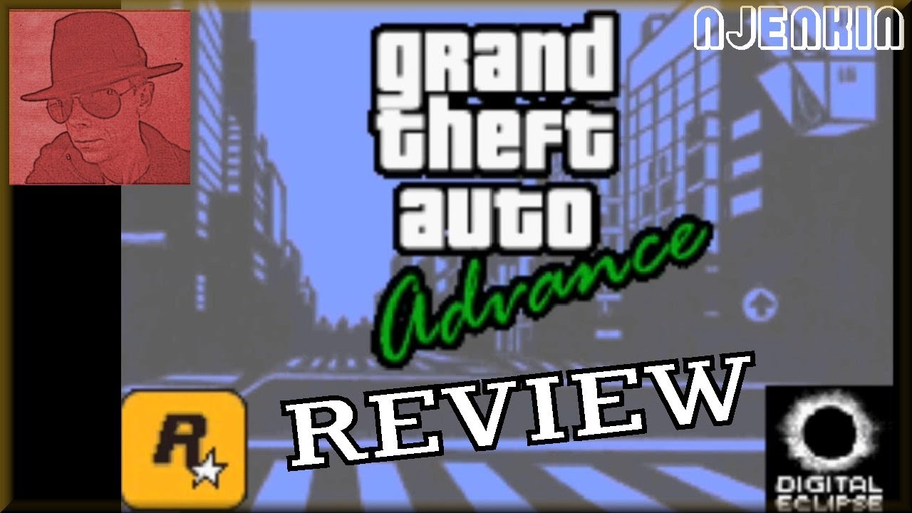 Gta 2 gameboy color - Grand Theft Auto On The Game Boy Advance Gba With Commentary