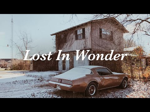 Lost In Wonder - Jonathan Ogden
