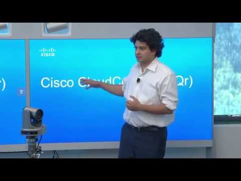Cisco Cloud Center Overview with Gaurav Manglik
