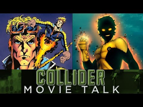 New Mutants Cast Cannonball and Sunspot - Collider Movie Talk