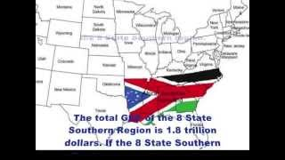 African American Homeland (Black American are Taking Over the 8 Southern States