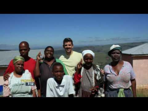 "Richard Mason author of ""Who Killed Piet Barol?"" LIVE!"