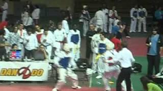 Coupe Dando 2010 Daniele taekwondo L