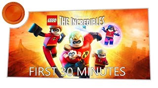 Lego The Incredibles - First 30 Minutes - Xbox One