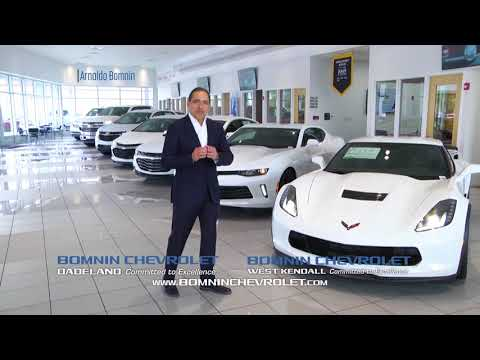Bomnin Chevrolet - Miami Chevrolet Dealership In Dadeland