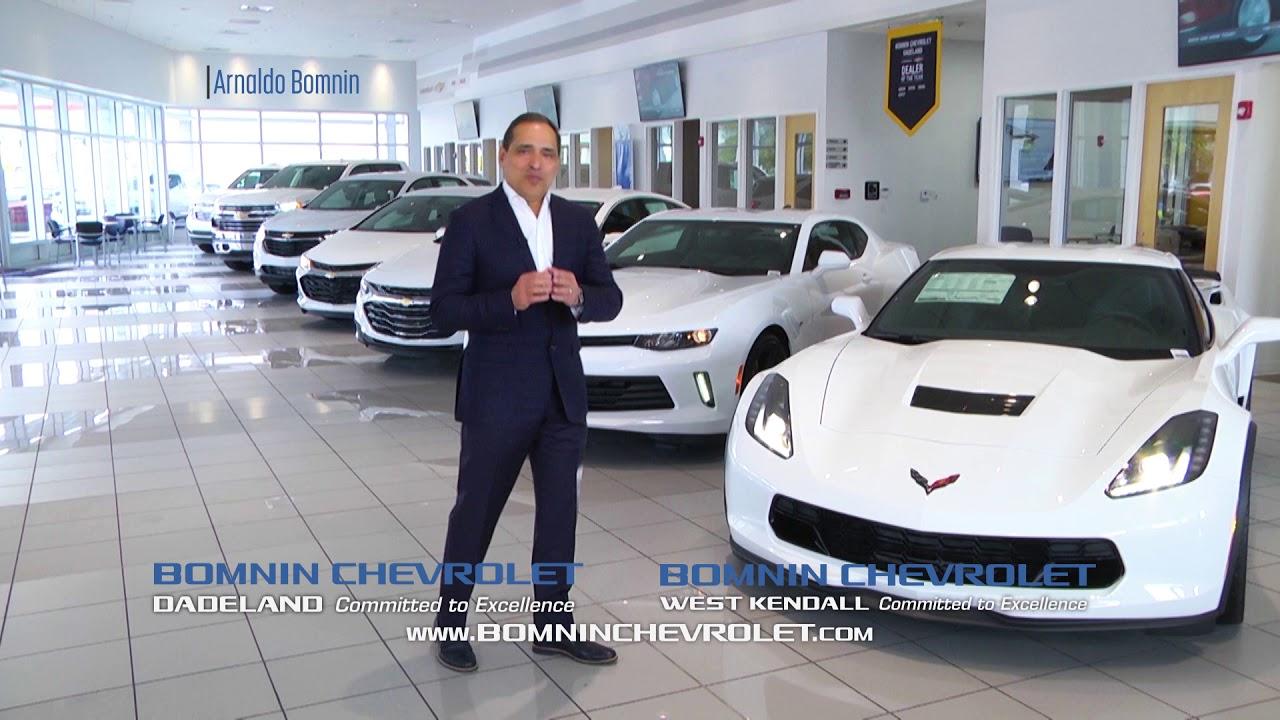 Chevy Dealer Miami >> Bomnin Chevrolet Miami Chevy Dealership Youtube