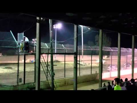 8-7-15 Kankakee County Speedway Sport Compact feature