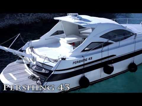 Pershing 43