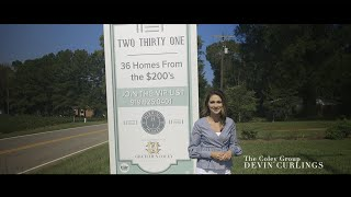 New 39 Homesite Wendell Community Two Thirty One