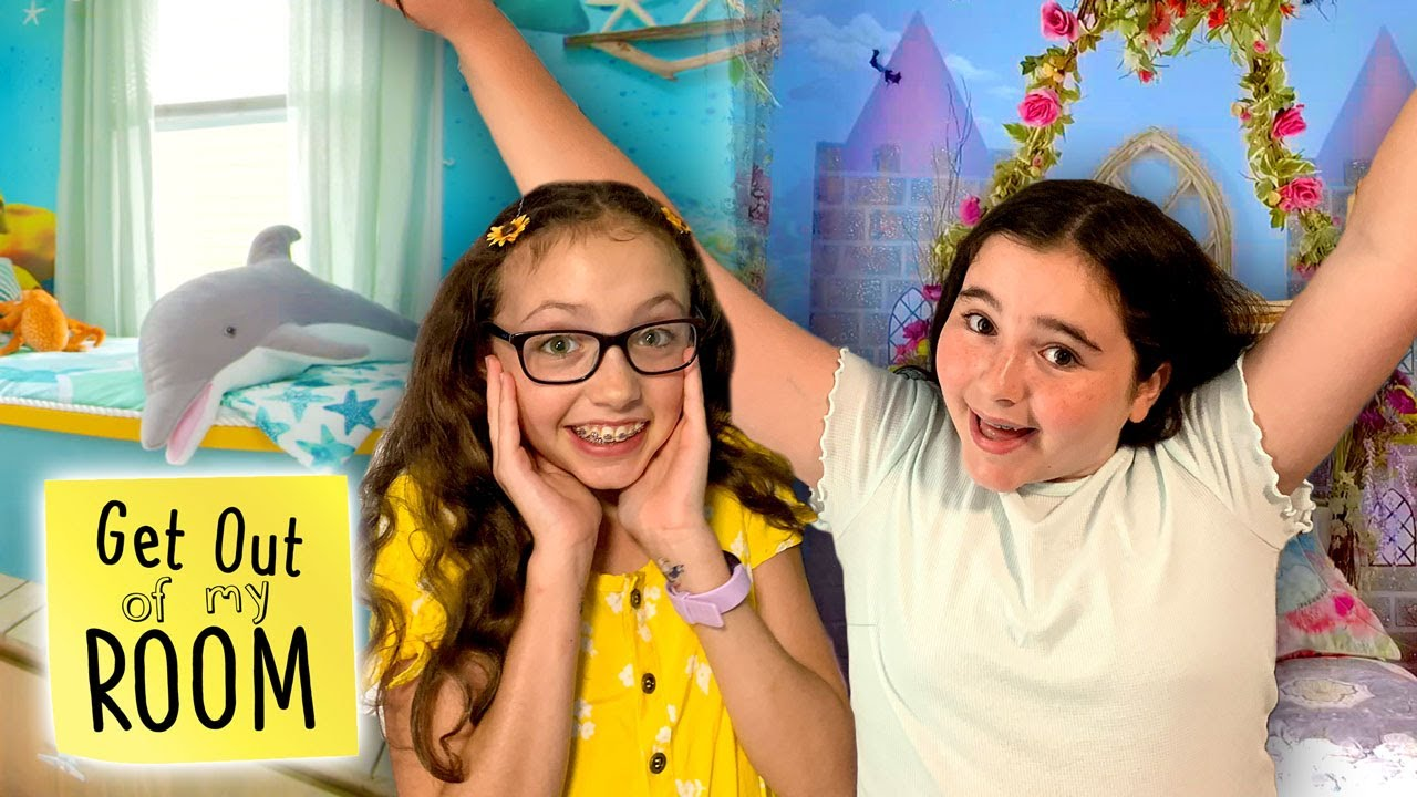 Sisters Got Dream Room Makeovers 2 Years Ago... Do They Still Love It?? | Get Out Of My Room