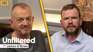 Dave Haslam on Madchester, ecstasy, ISIS & DJing at the Haçienda | Unfiltered with James O'Brien #35
