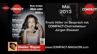COMPACT 5/2013 - Beate Zschäpe: Allein unter Wölfen