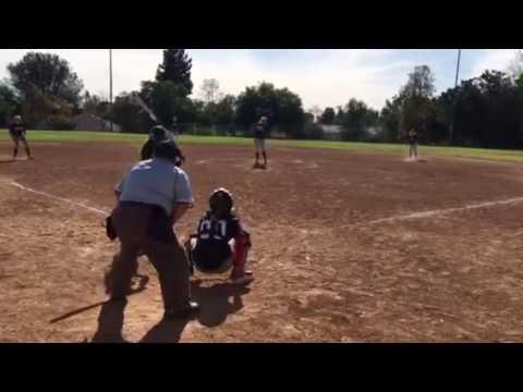 Running fastball  Sarah Clancy student Don Sarno