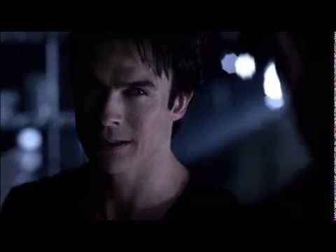 Damon escape and kill Dr. Maxfield - 5x15