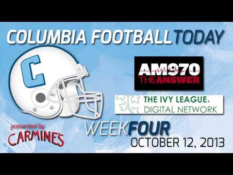 Columbia Football Today (Week 4 - 10/12/13)