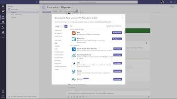 Microsoft Teams Tutorial Teil 3/7 - Kommunikation mit Extern (Deutsch)