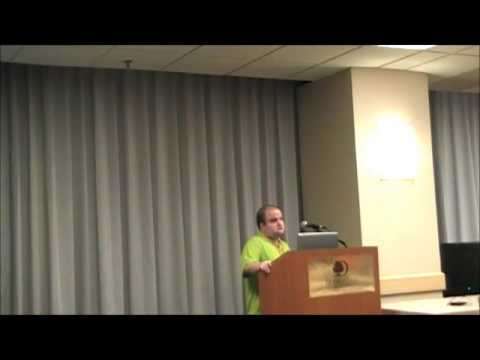 Scott MacLellan: My Journey with Joubert Syndrome, 11th Biennial JSRDF Conference Minneapolis, MN