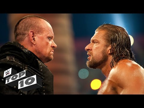 Greatest Undertaker vs Triple H showdowns: WWE Top 10, Sept 24, 2018