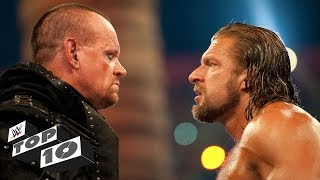 Greatest Undertaker vs. Triple H showdowns: WWE Top 10, Sept. 24, 2018