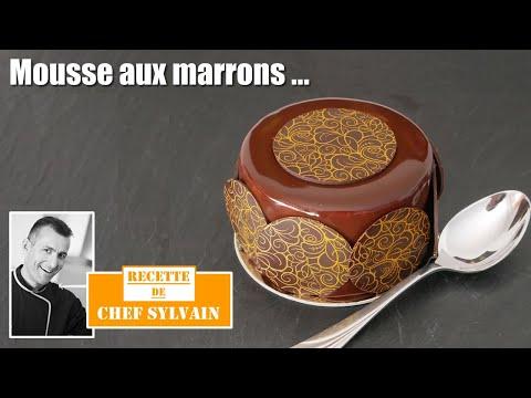 mousse-aux-marrons---recette-tentation-par-chef-sylvain-!