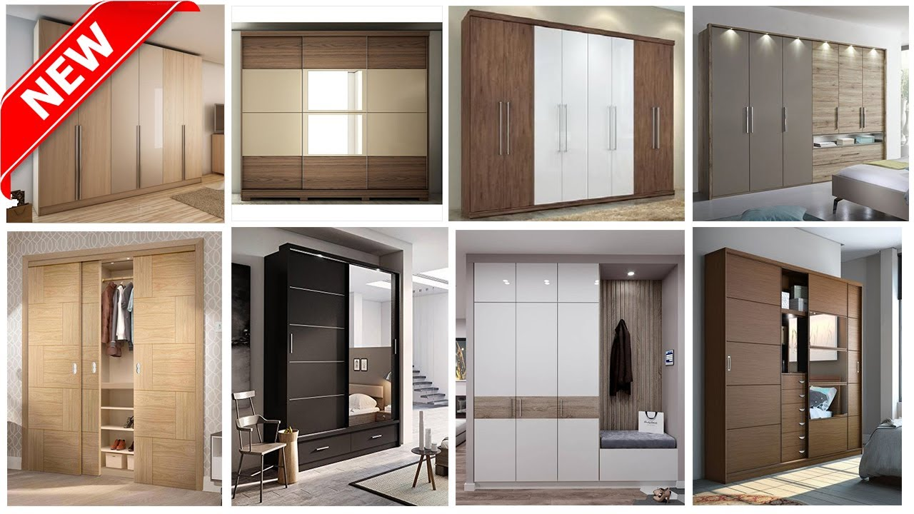 Top 11 Modern Cupboard/Wardrobe Design For Bedroom in 11 Catalogue   Gopal Architecture