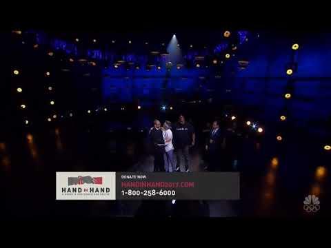 Tori Kelly & Luis Fonsi - Hallelujah (Hand In Hand Benefit 2017)