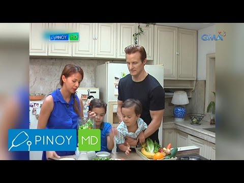 Pinoy MD: Patricia Javier's healthy routine for the family