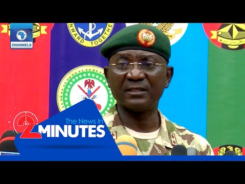 [Recap] Kankara Abduction: Military Intensifying Efforts To Rescue Pupils - Enenche