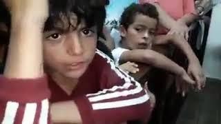 Video: Niño le dice a legisladores que no hacen mientras pasan hambre