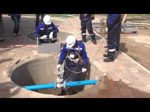 Газпром-энерго. Мастер класс по устранению утечек