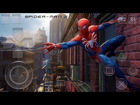[40MB] DOWNLOAD REAL SPIDER MAN 3 GAME FOR ANDROID | HINDI ME | PPSSPP