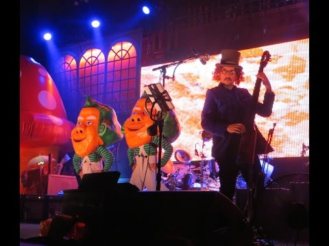 PRIMUS & the Chocolate Factory (Part 1) - (11/8/14) Atlanta - The Tabernacle