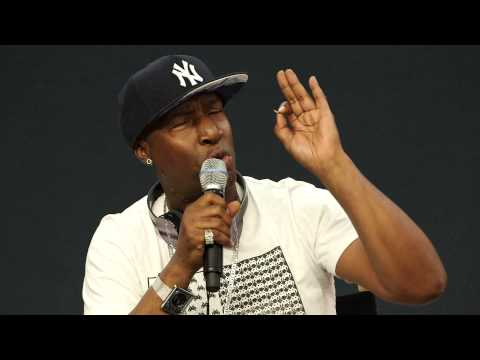 Grandmaster Flash: Career Interview