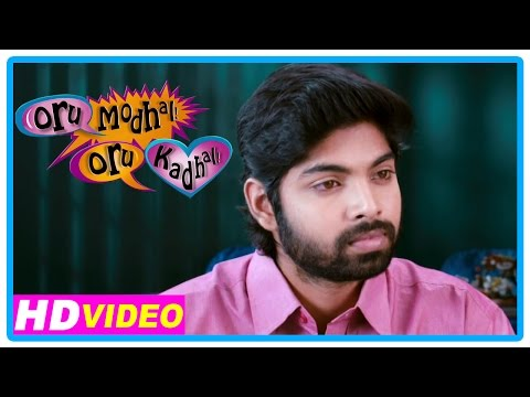 Oru Modhal Oru Kadhal Movie | Scenes | Vivek Moves To Bangalore For Work | Megha
