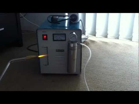 HHO GENERATOR OR HOW TO CREATE FIRE WITH WATER
