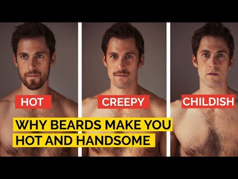 10 Reasons Why Women Crave Men With Beards