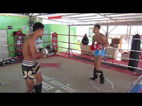 Muay Thai Training In Ao Nang Krabi Thailand Honour Gym