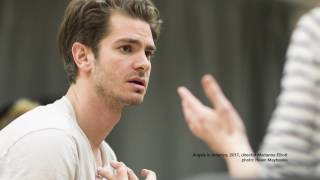 Angels in America | Andrew Garfield on Prior Walter