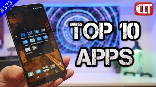 #373 Top 10 Best APPS - October 2017