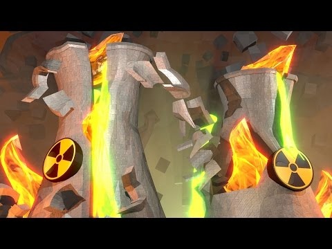 Minecraft | NUCLEAR REACTOR MELTDOWN! Big Reactors Mod Showcase!