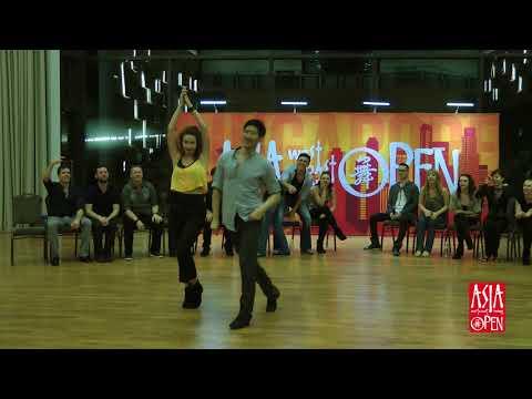 Richard Chung & Virginie Grondin - AWCSO 2018 Invitational JnJ 03