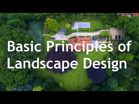 Garden Landscape Design Principles
