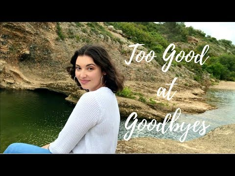 Cover Too Good at Goodbyes - Sam Smith